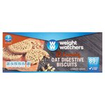 Weight Watchers Oat Digestive Biscuits