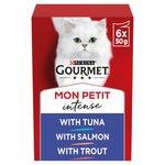 Gourmet Mon Petit Tuna, Salmon & Trout