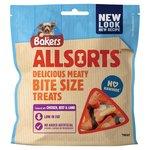 Bakers Dog Treats Chcicken & Beef Allsorts