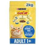 Go-Cat Complete Adult with Tuna, Herring and Vegetables