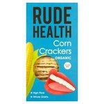 Rude Health Organic Corn Crackers
