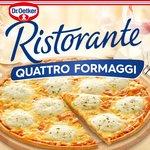 Dr. Oetker Ristorante Quattro Formaggi Pizza Frozen