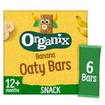 Organix Goodies Banana Cereal Bar