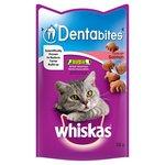 Whiskas Dentabites Cat Treats with Salmon