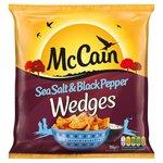 McCain Salt & Pepper Wedges Frozen
