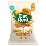 Eat Real Hummus Chilli & Lemon Flavoured Chips