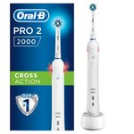 Oral-B CrossAction 2000  Electric Toothbrush