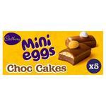 Cadbury Mini Eggs Chocolate Cakes