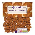 Ocado Whole Almonds