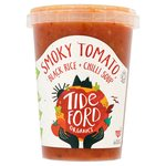 Tideford Organic Smoky Tomato with Black Rice & Chilli