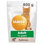 Iams Adult Dry Cat Food Salmon