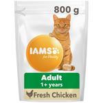 Iams Adult Dry Cat Food Chicken