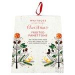 Waitrose Classic Panettone