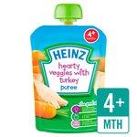 Heinz Veggies with Turkey Pouch