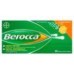 Berocca Effervescent Tablets, Orange