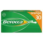 Berocca Orange Energy Vitamin Tablets