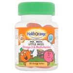 Haliborange Mr. Men Little Miss Omega 3 & Multivitamin Softies