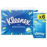 Kleenex Pocket Packs Original Tissues