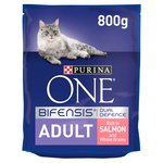 Purina One Adult Salmon & Whole Grains