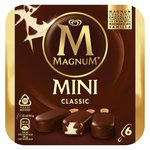 Magnum Mini Classic Ice Cream