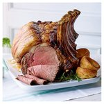 Waitrose Highland Forerib of Beef 3.5-4.5kg