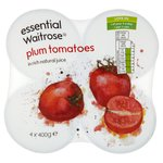Peeled Plum Tomatoes essential Waitrose