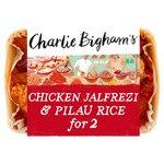 Charlie Bigham's Chicken Jalfrezi & Pilau Rice