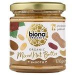 Biona Organic Mixed Nut Butter