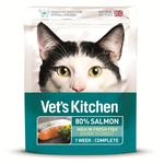 Vet's Kitchen Ultra Fresh Cat Food Salmon