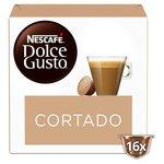 Nescafe Dolce Gusto Cortado Espresso Macchiato Pods