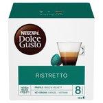 Nescafe Dolce Gusto Espresso Ristretto Pods