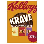 Kellogg's Krave Choco Roulette