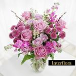 Interflora Mother's Day Lilac Dream Bouquet