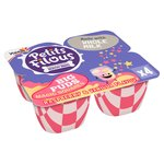 Petits Filous Magic Squares Raspberry & Vanilla