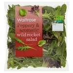 Peppery Rocket Salad Waitrose