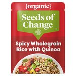 Seeds Of Change Chilli Quinoa Wholegrain Rice