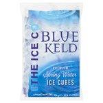 Blue Keld Spring Water Premium Ice Cubes