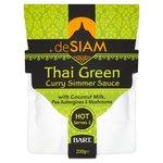 Bart De Siam Green Curry Sauce