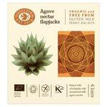 Doves Farm GF Agave Nectar Organic Flapjacks