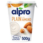 Alpro Big Pot Almond Yoghurt Alternative