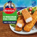 Birds Eye 12 Wholegrain Fish Fingers Frozen