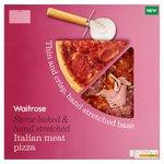 Waitrose Italian Meatfeast Pizza