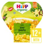 HiPP Organic Zoo Pasta Shapes with Vegetable & Cheese Sauce