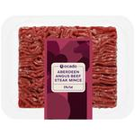 Ocado Exclusive Angus Lean Beef Steak Mince 5% Fat