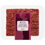 Ocado Exclusive Angus Lean Beef Steak Mince 5% Fat