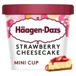 Haagen-Dazs Strawberry Cheesecake Mini Cup