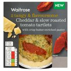 Slow Roasted Tomato & Vintage Cheddar Tartlets Waitrose