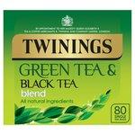 Twinings Green & Black Tea Blend Tea Bags