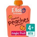 Ella's Kitchen Peaches, Peaches, Peaches