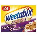 Weetabix Additions Raisin & Coconut